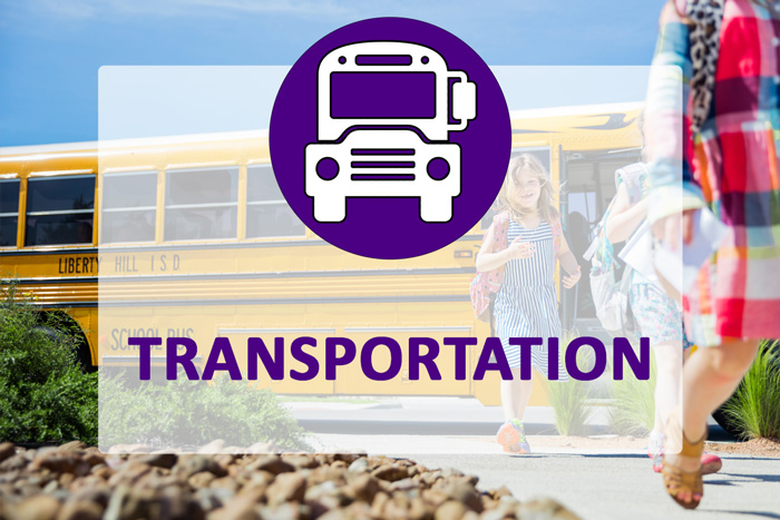 Image for the transportation department landing page